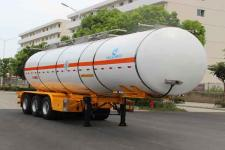 开乐牌AKL9400GDG型毒性和感染性物品罐式运输半挂车