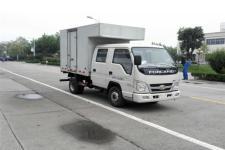 福田牌BJ5042XXY-A3型厢式运输车图片
