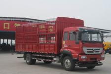 斯达-斯太尔牌ZZ5161CCYG471GE1型仓栅式运输车图片