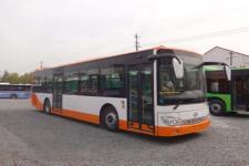 安凯牌HFF6120G04DE5型城市客车