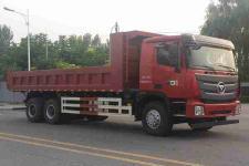 欧曼牌BJ3259DLPKE-AC型自卸汽车图片