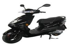 建设牌JS125T-18型两轮摩托车