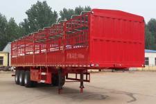 华威翔运牌CYX9401CCY型仓栅式运输半挂车图片