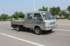 福田牌BJ1030V4AL4-D4型两用燃料载货汽车图片