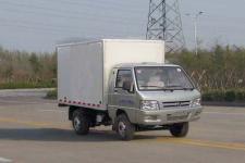 福田牌BJ5030XXY-D3型厢式运输车图片