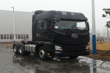 解放牌CA4250P25K2T1E5A型平头柴油牵引车图片