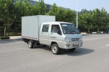福田牌BJ5030XXY-D4型厢式运输车图片