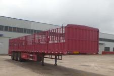 利源达牌LWY9400CCYZ型仓栅式运输半挂车图片
