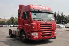 解放牌CA4186P2K15E5A80型平头柴油牵引车图片