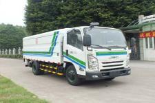 广环牌GH5061XTY型密闭式桶装垃圾车