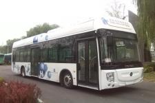 福田牌BJ6123FCEVCH型燃料电池城市客车图片