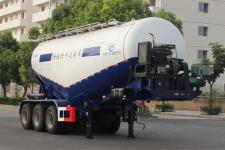 开乐牌AKL9401GFLB2型中密度粉粒物料运输半挂车