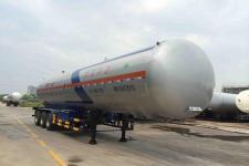四六牌WHC9407GYQ型液化气体运输半挂车图片