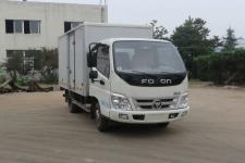 福田牌BJ5041XXY-A1型厢式运输车图片