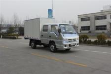 福田牌BJ5022XXY-AI型厢式运输车图片