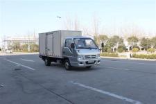 福田牌BJ5022XXY-AJ型厢式运输车图片