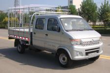 长安牌SC5035CCYSCGD5型仓栅式运输车图片