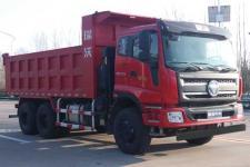 福田牌BJ3255DLPJB-FA型自卸汽车图片