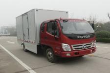 福田牌BJ5049XXYEV2型纯电动厢式运输车图片
