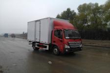 福田奥铃国四单桥厢式运输车143-156马力5吨以下(BJ5088XXY-F1)