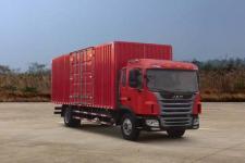 江淮格尔发国五单桥厢式运输车156-165马力5-10吨(HFC5161XXYP3K1A50S3V)
