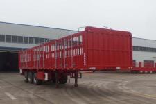 豫前通牌HQJ9371CCYD型仓栅式运输半挂车
