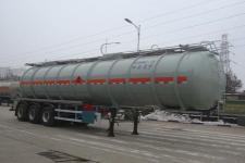 凌宇牌CLY9408GRYP型易燃液体罐式运输半挂车图片