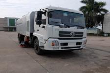 东风牌EQ5164TSLS5型扫路车