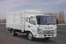 飞碟奥驰国五单桥仓栅式运输车122-156马力5吨以下(FD5043CCYW63K5-1)