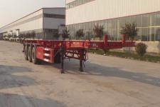 鲁驰牌LC9403TJZ型集装箱运输半挂车图片