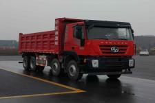 红岩牌CQ3316HTVG306L型自卸汽车图片