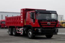 红岩牌CQ3256HTDG384L型自卸汽车图片