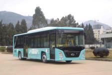 长江牌FDE6100PBABEV06型纯电动城市客车