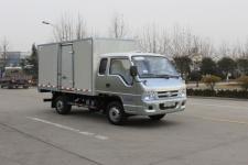 福田牌BJ5042XXY-DB型厢式运输车图片