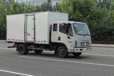 福田牌BJ5076XXY-AC型厢式运输车图片