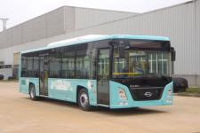 10.5米长江FDE6100PBABEV03纯电动城市客车