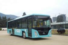长江牌FDE6100PBABEV05型纯电动城市客车