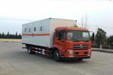 东风牌DFH5160XRYBX2DV型易燃液体厢式运输车图片