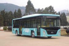 长江牌FDE6100PBABEV02型纯电动城市客车