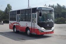 中通牌LCK6722D5GE型城市客车图片