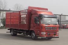 陕汽牌SX5168CCYGP5型仓栅式运输车