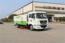 星马牌AH5160TXS0L5型洗扫车图片