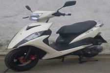 老爷牌LY125T-110C型两轮摩托车图片