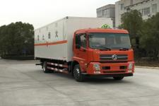 东风牌DFH5160XRQBX2DV型易燃气体厢式运输车