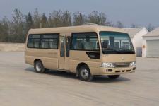 晶马牌JMV6607CFA型客车