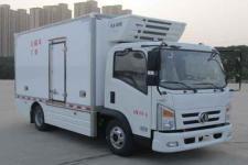 东风牌EQ5071XLCTBEV型纯电动冷藏车图片