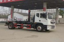 程力威牌CLW5161ZXXT5型车厢可卸式垃圾车