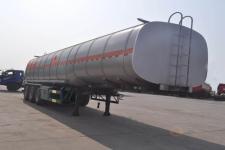 旗林牌QLG9401GRYA型易燃液体罐式运输半挂车图片
