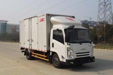 江铃牌JX5060XXYXGA2型厢式运输车图片