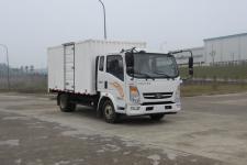 豪曼牌ZZ5048XXYD17EB1型厢式运输车